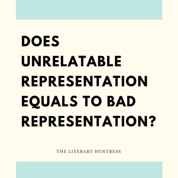bad representation