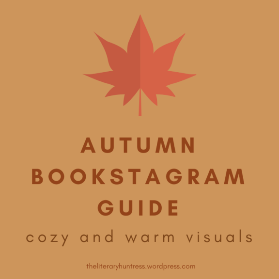 autumn bookstagram recommendation