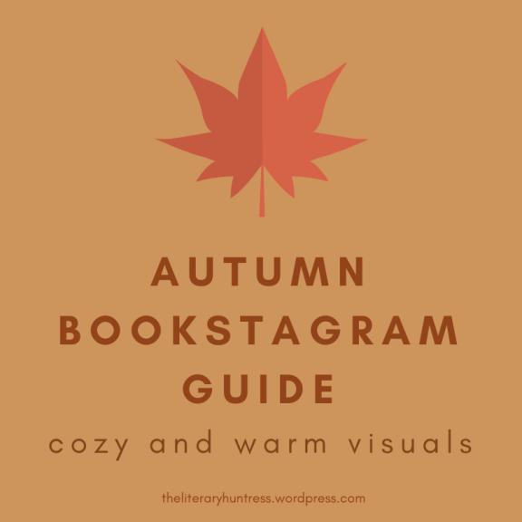 autumn bookstagram recommendation