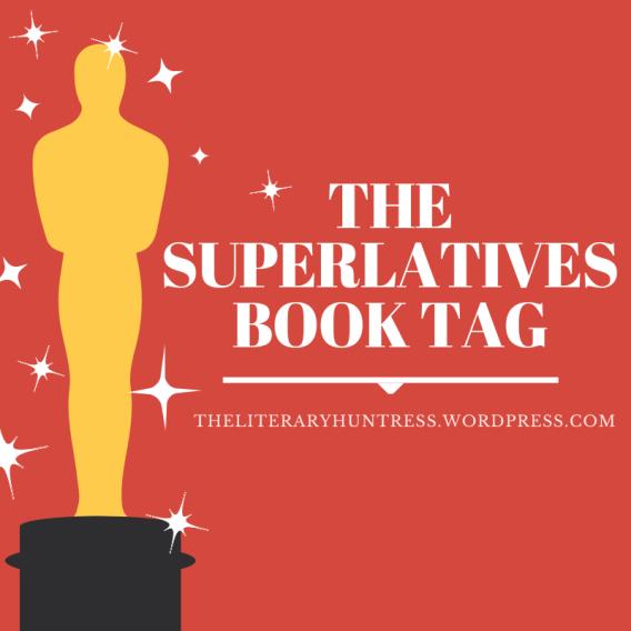 the superlative book tag